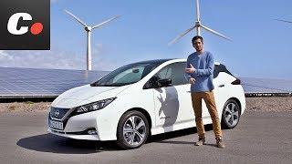 Nissan Leaf 2018   Primera Prueba / Test / Review en español   coches.net
