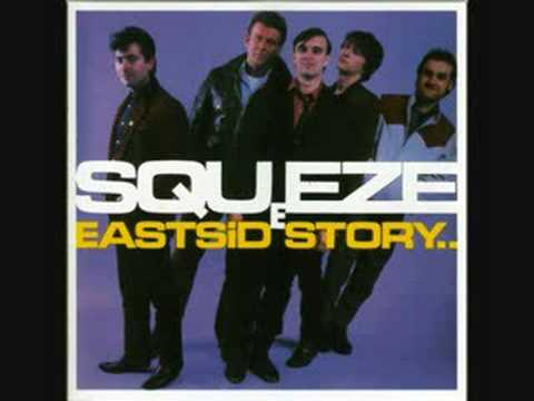 Squeeze - In Quintessence