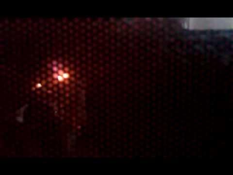 Как загорается лампочка в микроволновой печи