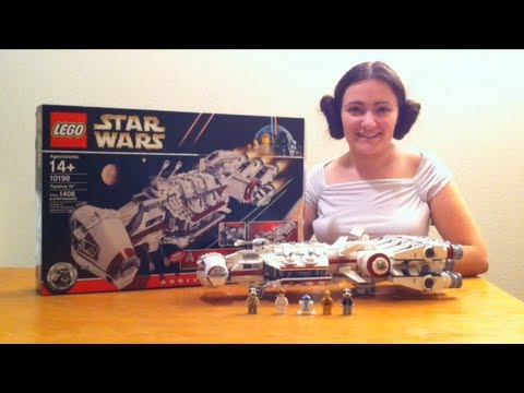 LEGO Tantive IV 10198 Star Wars Review