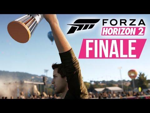 Forza Horizon 2 FINALE Gameplay Walkthrough Part 36 - ENDING