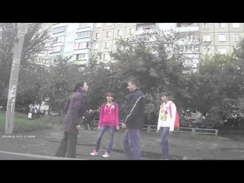 Девченка втащила дерзкому мужику В Челябинске