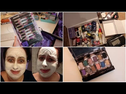 Weekly Vlog #2 - Drowning in Beauty Products!   Gemsmaquillage