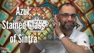 3 Things in 3 Minutes 38 - Azul Stained Glass of Sintra