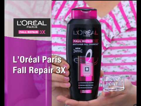 Brand Power L'oreal Paris Fall Repair 3x Tvc 30 Secs : Bengali video