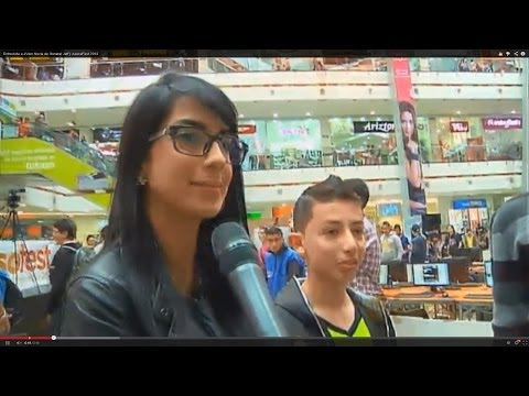Entrevista a JVero Novia de General Jeff | AxesoFest 2013