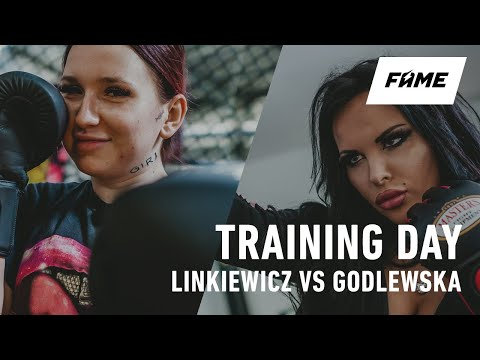 FAME MMA 3: GODLEWSKA vs LINKIEWICZ (przygotowania)