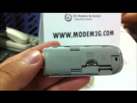 Huawei E173U USB Modem Hands On