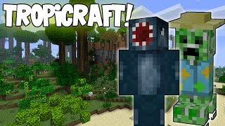 Minecraft - Attack Of The B Team - TROPICRAFT!! [62]