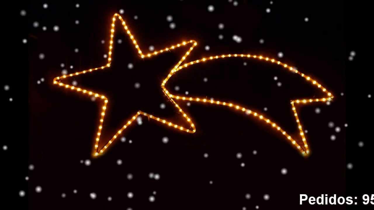 Figuras navide as luminosas youtube - Como hacer figuras de navidad ...