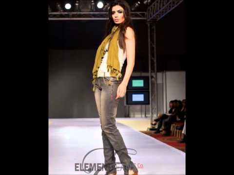 Element Jeans at the Karachi Fashion Week