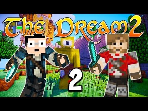 THE DREAM 2 - Ep. 2 : De l'XP pour les larbins - Fanta et Bob Minecraf...