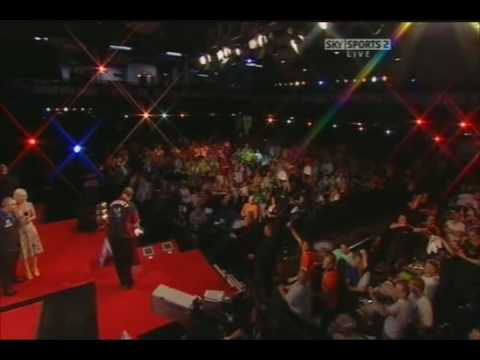 UK Open 2008 Day 4 Afternoon Session van Barneveld vs. Taylor 7