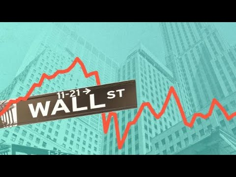 A turbulent quarter: Dow plunges, trade fears, Facebook