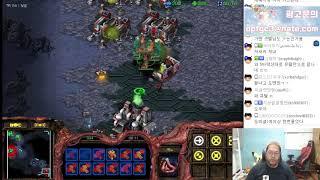 스타1 StarCraft Remastered 1:1 (FPVOD) Larva 임홍규 (Z) vs ForGG 박지수 (T) Polaris Rhapsody 폴라리스랩소디