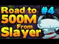 Runescape - Road to 500M From Slayer - Episode 4