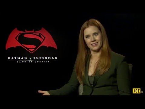 Amy Adams on Lois Lane, Isla Fisher and an Enchanted sequel