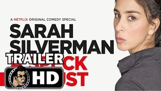 SARAH SILVERMAN: A SPECK OF DUST Official Trailer (HD) Netflix Stand-Up Comedy Special
