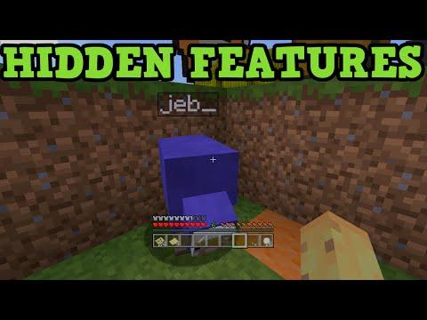 Minecraft Xbox 360 + PS3 TU24 RAINBOW SHEEP + Hidden Features