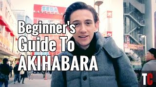 A Beginner's Guide to Akihabara
