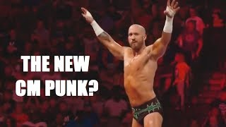 WWE MAKING MIKE KANELLIS THE NEW CM PUNK?