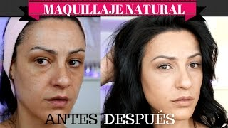 Maquillaje natural 🎀 | Sandranewlook