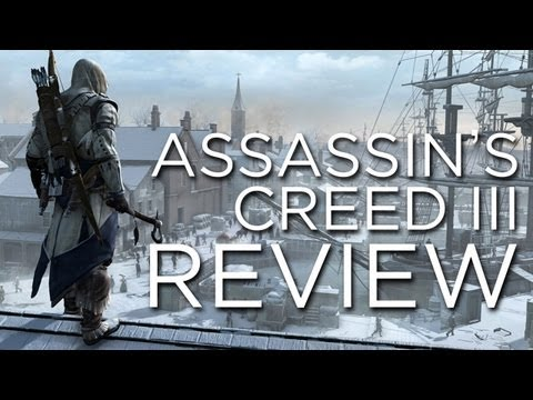Assassin's Creed 3 REVIEW!