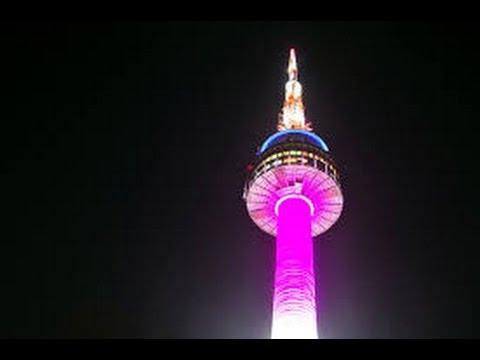 Namsan / N Seoul Tower Locks of Love ..... ????