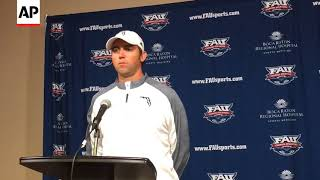 Kendal Briles Says he Joined FAU Staff to Work with Kiffin