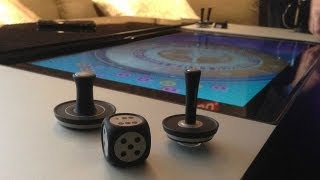 Lenovo's Horizon Tablet  Shows Promising Tech For Surface Gaming - CES 2013