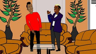The Agony Of A Jealous Lover Part 1 (Animated movie cartoon)