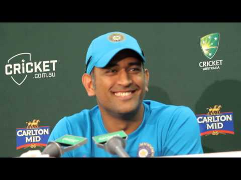 DHONI breaks Silence on IPL Scam, Expects Speculation to Continue