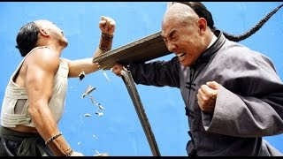 Jet Li & Michael Jai White FIGHT Scenes Using TAI CHI Martial Arts Techniques