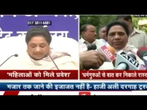 Mayawati is ideal candidate for joining Kejriwal Lok Pal Dal
