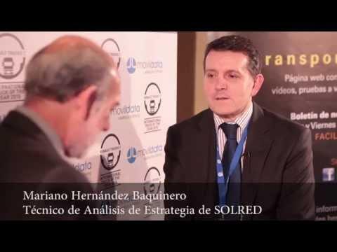 Mariano Hernández Baquinero, Técnico de Análisis de Estrategia de SOLRED