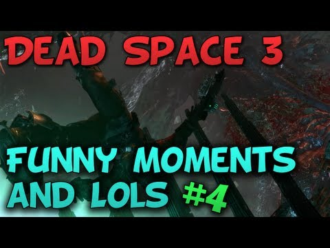 Dead Space 3 Co-op Funny Moments and Lols #4