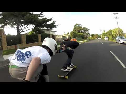 Longboard NZ: Hastings Road
