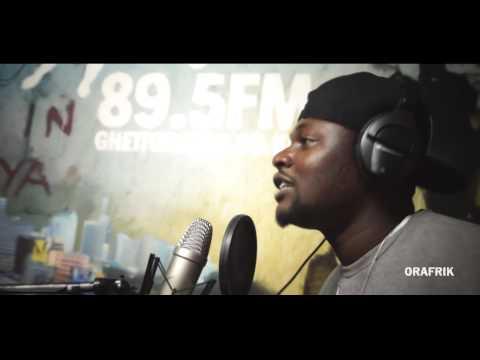 NAFSI HURU @ Ghetto Radio Interview- HIP-HOP REPUBLIC