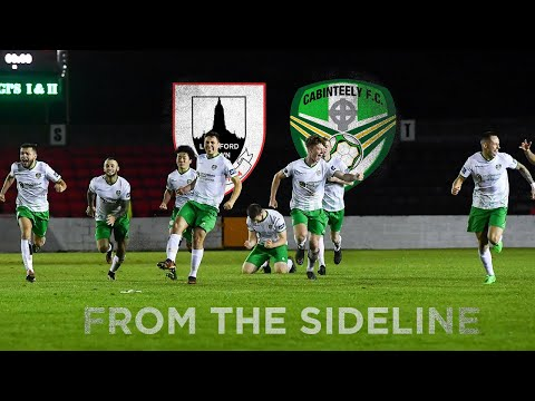 FROM THE SIDELINE | Cabinteely beat Longford Town on penalties
