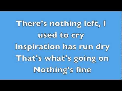 Torn - One Direction - Lyrics video