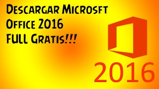 Descargar Microsoft Office 2016 preview FULL En Español!!!