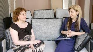 Умение делиться: Мастер-класс Антонины Литовка с Ириной Торчинской