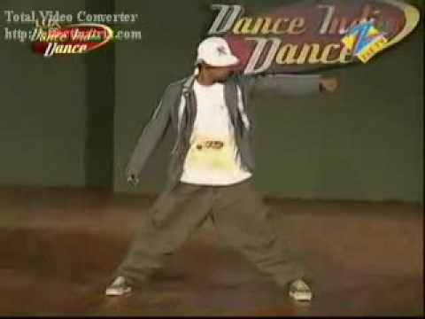 Dance India Dance Season 2 Dharmesh (19th Dec 2009).3gp video