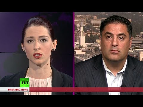 'Abby can criticise but Cenk Uygur lost his job': Martin & a Young Tur...