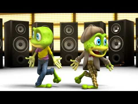 The Crazy Frogs - The Ding Dong Song - New Full Length HD Video Music Videos