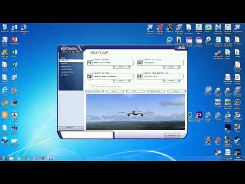 FSX Steam Edition. How to install a non steam or boxed \ download add on aircraft
