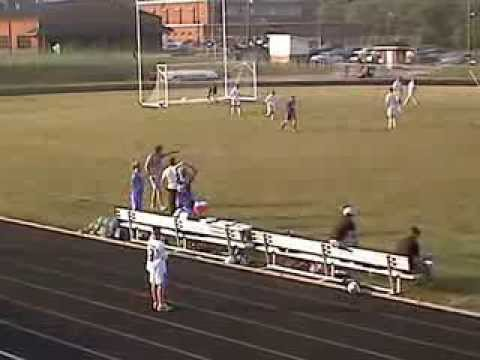 Bryce Anderson Parry McCluer high school soccer 05-06. College recruiting video