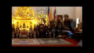 Thai Temple in Miami Wat Buddharangsi tour with Wayne