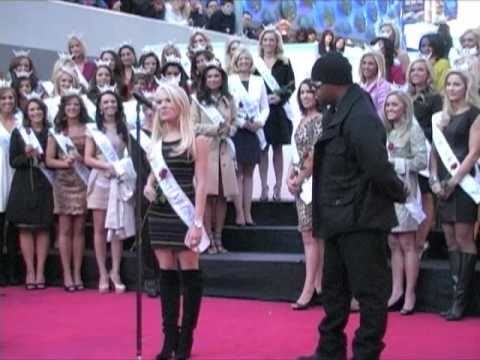 2011 Miss America Pageant Arrival Ceremony