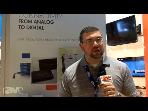 InfoComm 2014: C2G Explains its RapidRun Fiber Product